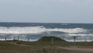 wave report FR, Pors Carn (29) du 2009-05-15 12:00:00