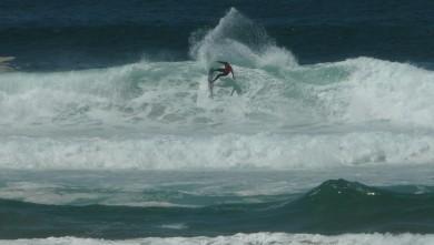 wave report FR, Mimizan - Plage Sud (40) du 2009-05-16 12:00:00