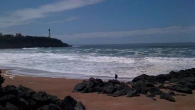 Surf report FR, Anglet VVF (64) du 2009-05-17 12:00:00
