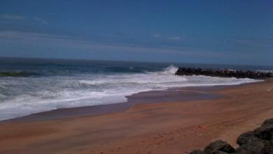 Surf report FR, Anglet Surf Club (64) du 2009-05-17 12:00:00