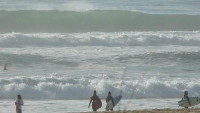 Surf report FR, Mimizan - Plage Sud (40) du 2009-05-17 12:00:00