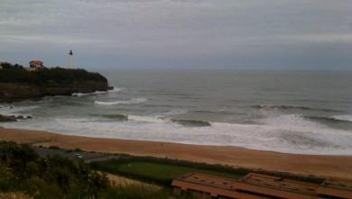 Surf report FR, Anglet VVF (64) du 2009-05-18 08:30:00
