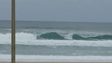 wave report FR, Mimizan - Plage Sud (40) du 2009-05-18 12:00:00