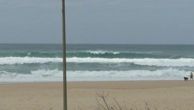 Surf report FR, Mimizan - Plage Sud (40) du 2009-05-18 12:00:00