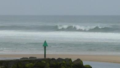 wave report FR, Mimizan - Plage Sud (40) du 2009-05-19 12:00:00