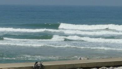 wave report FR, Mimizan - Plage Sud (40) du 2009-05-20 12:00:00
