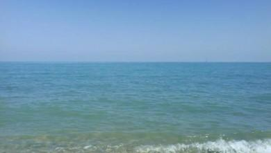 wave report FR, Saint-Laurent-du-Var - Plage Cousteau (06) du 2009-05-20 12:00:00