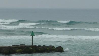 Surf report FR, Mimizan - Plage Sud (40) du 2009-05-21 12:00:00