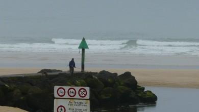 wave report FR, Mimizan - Plage Sud (40) du 2009-05-22 12:00:00