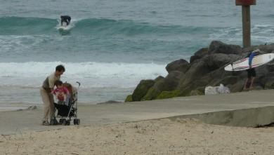 Surf report FR, Mimizan - Plage Sud (40) du 2009-05-22 12:00:00