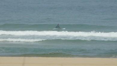 Surf report FR, Mimizan - Plage Sud (40) du 2009-05-23 12:00:00