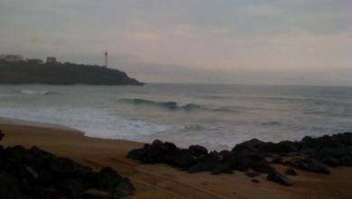 Surf report FR, Anglet VVF (64) du 2009-05-25 12:00:00