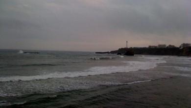 Surf report FR, Biarritz - Grande Plage (64) du 2009-05-25 12:00:00