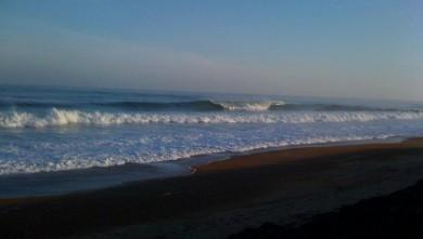 Surf report FR, Anglet Sables d'Or (64) du 2009-05-28 12:00:00