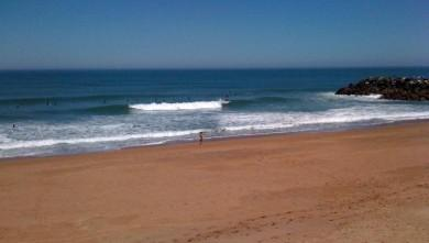Surf report FR, Anglet Surf Club (64) du 2009-05-29 12:00:00