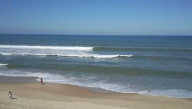 Surf report FR, Lacanau Océan - La Nord (33) du 2009-05-30 12:00:00