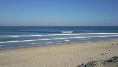 Surf report FR, Le Grand Crohot (33) du 2009-05-30 12:00:00