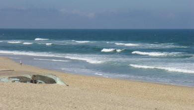 Surf report FR, Seignosse - Les Casernes (40) du 2009-06-01 12:00:00