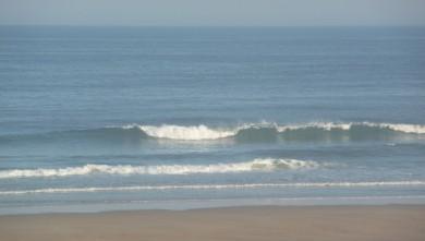 Surf report FR, Cap-Ferret - Plage de L'Horizon (33) du 2009-06-02 12:00:00