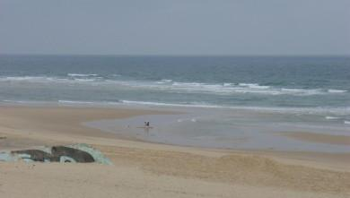 Surf report FR, Seignosse - Les Casernes (40) du 2009-06-04 12:00:00
