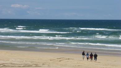 Surf report FR, Seignosse - Les Casernes (40) du 2009-06-06 12:00:00