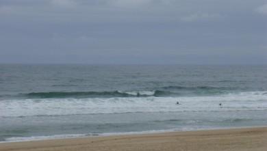Surf report FR, Seignosse - Les Casernes (40) du 2009-06-11 12:00:00