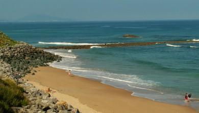 Surf report FR, Marbella (64) du 2009-06-12 12:00:00