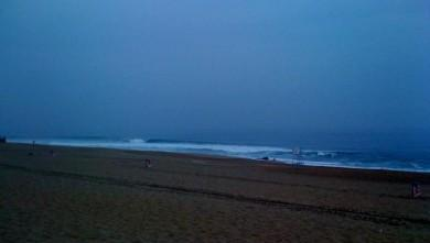 Surf report FR, Anglet La Madrague (64) du 2009-06-15 12:00:00