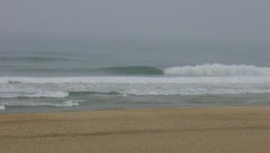 Surf report FR, Seignosse - Les Casernes (40) du 2009-06-15 12:00:00