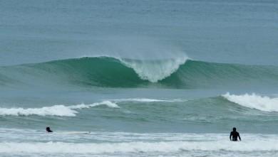 Surf report FR, Seignosse - Les Casernes (40) du 2009-06-16 12:00:00