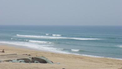 Surf report FR, Seignosse - Les Casernes (40) du 2009-06-17 12:00:00