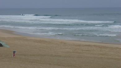 Surf report FR, Seignosse - Les Casernes (40) du 2009-06-18 12:00:00