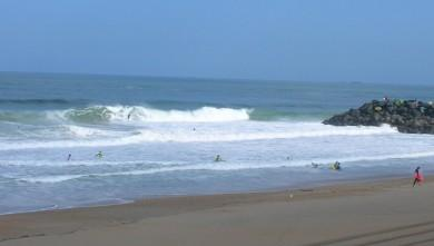 Surf report FR, Anglet Surf Club (64) du 2009-06-20 12:00:00