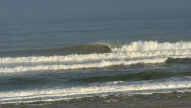 Surf report FR, Seignosse - Les Casernes (40) du 2009-06-21 12:00:00