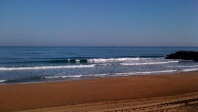 Surf report FR, Anglet Surf Club (64) du 2009-06-22 12:00:00