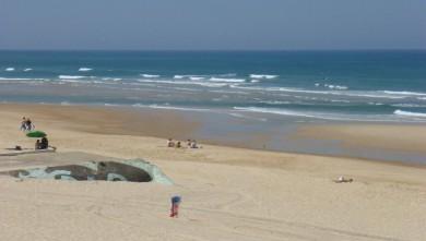 Surf report FR, Seignosse - Les Casernes (40) du 2009-06-22 12:00:00