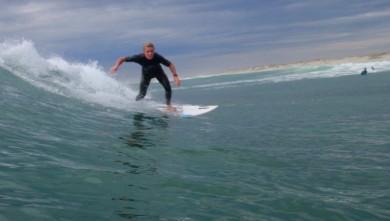 Surf report FR, La Torche (29) du 2009-06-29 12:00:00