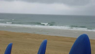 wave report FR, Seignosse - Les Casernes (40) du 2009-07-02 12:00:00