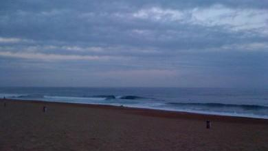 Surf report FR, Anglet La Madrague (64) du 2009-07-13 12:00:00