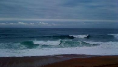 wave report FR, Anglet Surf Club (64) du 2009-07-14 12:00:00