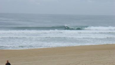 wave report FR, Seignosse - Les Casernes (40) du 2009-07-14 12:00:00
