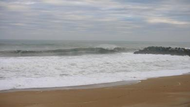 Surf report FR, Anglet Sables d'Or (64) du 2009-07-15 12:00:00