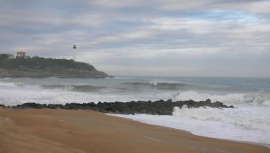 Surf report FR, Anglet VVF (64) du 2009-07-15 12:00:00