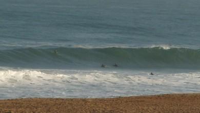 Surf report FR, Anglet Corsaires (64) du 2009-07-16 12:00:00