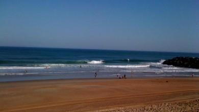 Surf report FR, Anglet Surf Club (64) du 2009-07-20 12:00:00