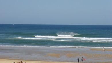 wave report FR, Seignosse - Les Casernes (40) du 2009-07-20 12:00:00