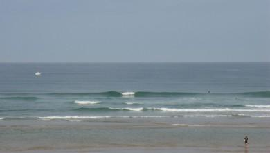wave report FR, Seignosse - Les Casernes (40) du 2009-07-22 12:00:00