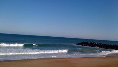 Surf report FR, Anglet Surf Club (64) du 2009-07-23 12:00:00