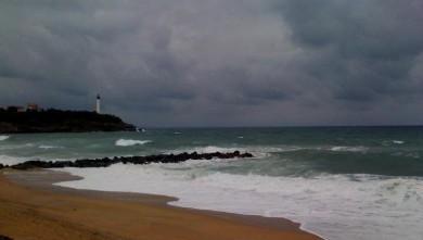 Surf report FR, Anglet VVF (64) du 2009-07-27 12:00:00