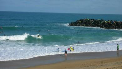 Surf report FR, Anglet Surf Club (64) du 2009-07-29 12:00:00